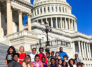 Photo of D.C. EDUCATION BRIEFS: Capitol Building Tour
