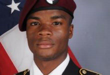 Photo of Additional Remains of Sgt. La David Johnson Found in Niger