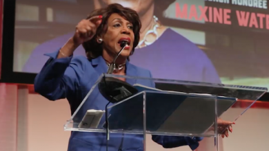 Photo of CBC Chair Defends Maxine Waters in Trump Dust-Up