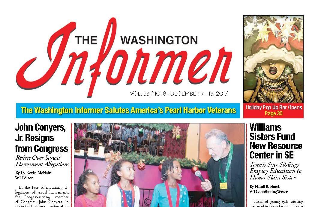 Photo of December 7, 2017 Informer Edition