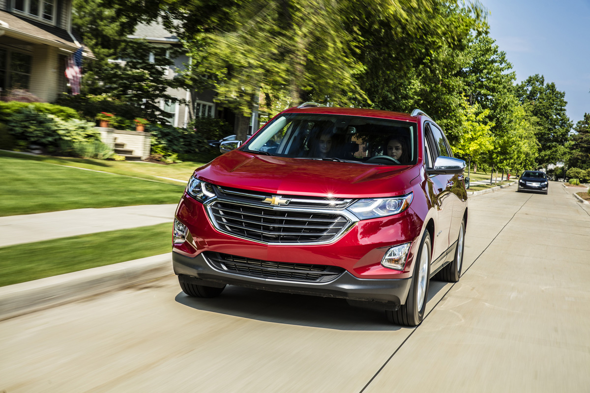 Photo of 2018 Chevrolet Equinox Small but Strong