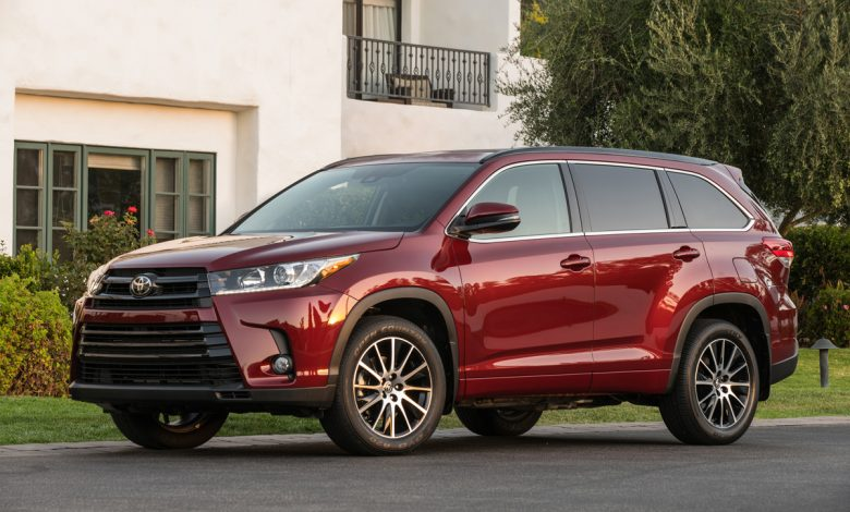 Photo of Toyota Adds Kick to 2018 Highlander
