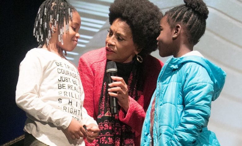 """The in-demand actress Jenifer Lewis has never been one to shirk from """"telling it like it is."""" (Shevry Lassiter/The Washington Informer)"""
