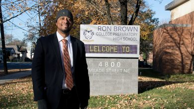 Photo of Ron Brown High School Lauds Success of Year 1