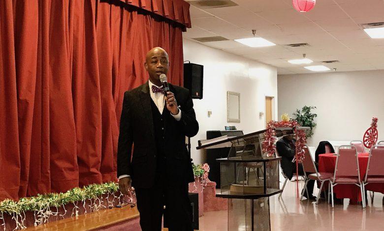 U.S. Senate Chaplain Barry Black (Hamil R. Harris/The Washington Informer)