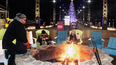 Photo of Holiday Events Abound at The Wharf