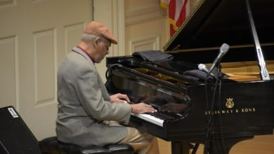 Photo of McCoy Tyner Captivates at D.C. Show