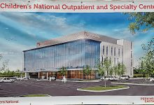 Photo of Children's Outpatient Center Coming to Prince George's