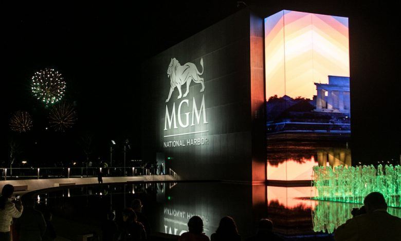 MGM National Harbor casino resort celebrated their one-year anniversary on December 8. (Shevry Lassiter/The Washington Informer)