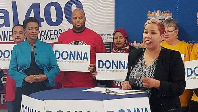 Photo of Unions Endorse Donna Edwards Again