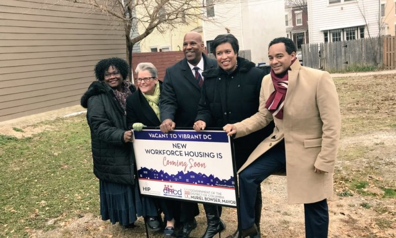 Photo of D.C. Housing Agency Announces Progress on 'Vacant to Vibrant DC' Initiative