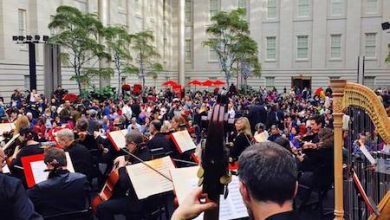 Photo of National Symphony Orchestra Brings Classical Music to the Streets