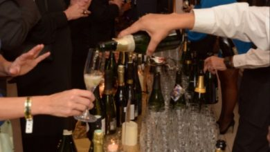 Photo of The Real Deal: French Embassy Hosts Authentic Champagne Celebration