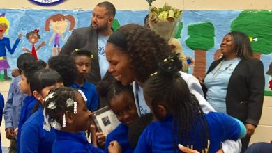 Photo of D.C. EDUCATION BRIEFS: Teacher of the Year