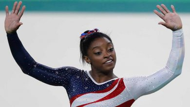 Photo of Simone Biles Accuses Team Doctor of Sexual Abuse