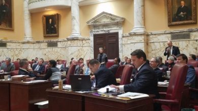 Photo of Md. Senate Approves Sick-Leave Bill, Rejects Hogan Veto
