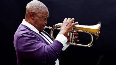 Photo of Hugh Masekela, Father of Afro-Jazz, Dead at 78
