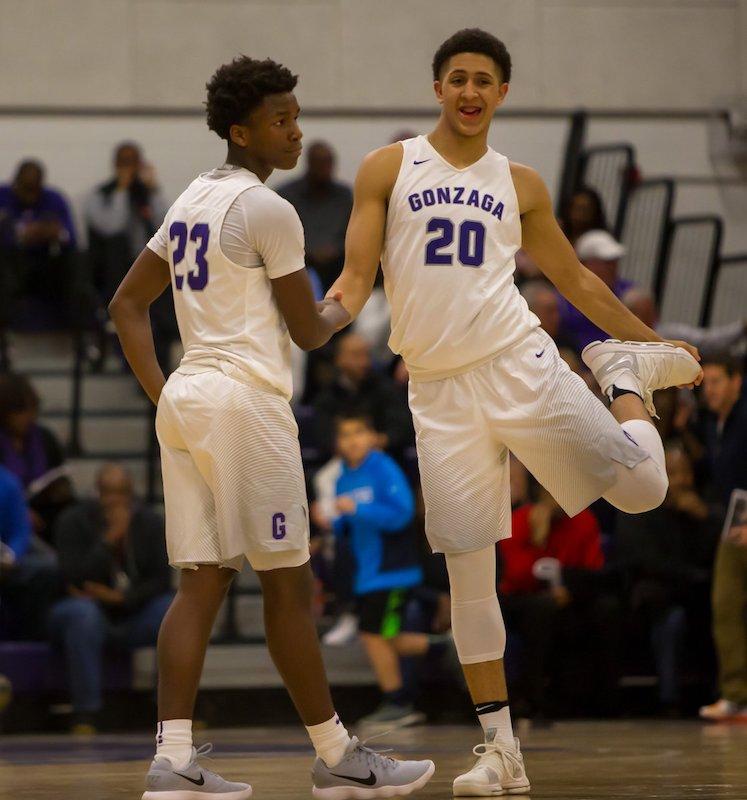 Photo of The Washington Informer Top Five — High School Basketball