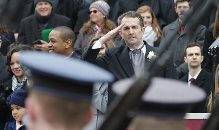 Photo of Ralph Northam Takes Reins as Virginia Governor