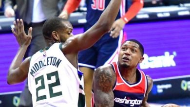 Photo of Bucks Rally Past Wizards in Fiesty Fourth Quarter