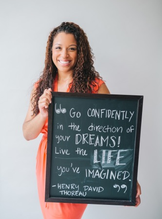 Nicole Lewis founded Generation Hope, a D.C. nonprofit. (Courtesy photo)