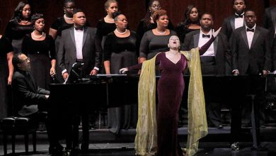 Photo of Kathleen Battle Baptizes the Spirit in Opera