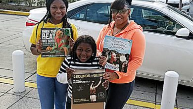 Photo of Local Organization Brings Bookshelves to Youth