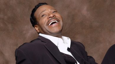Photo of Gospel Icon Edwin Hawkins Sings His Final Song