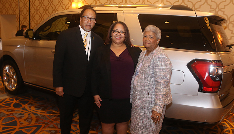 Photo of Ford Announces New STEAM Column at 2018 NNPA Mid-Winter Conference