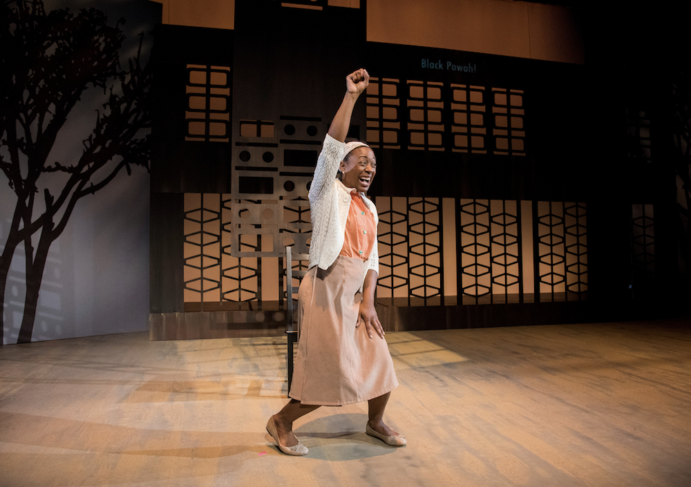 Photo of Mosaic's 'Queens Girl in Africa' Delightful, Insightful