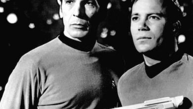 Photo of EDITOR'S COLUMN: 'Star Trek' — One of My First Chances to Imagine the Impossible