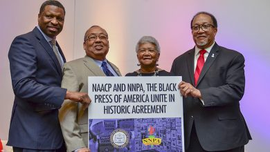 Photo of NNPA, NAACP Sign Historic Partnership Agreement