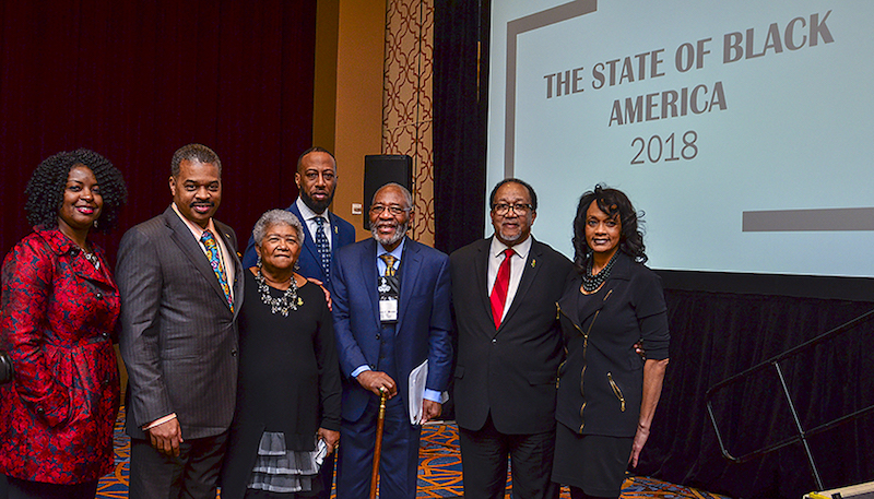 Photo of State of Black America Is Strong, Experts Say