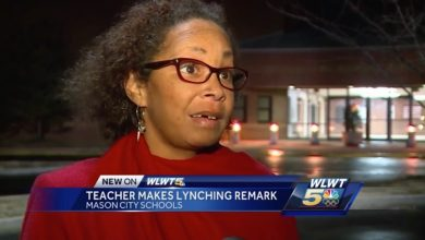 Photo of Teacher Who Told Black Student Classmates Would 'Lynch' Him Not Fired Or Suspended