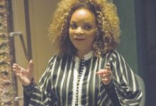 Photo of Ruth E. Carter Styles Kings, Queens of 'Black Panther'