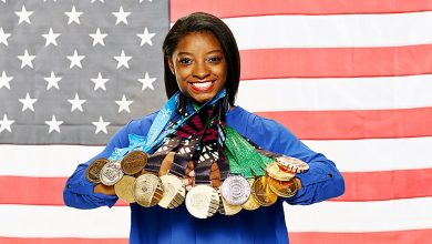 Photo of Simone Biles Starts Scholarship for Foster Kids