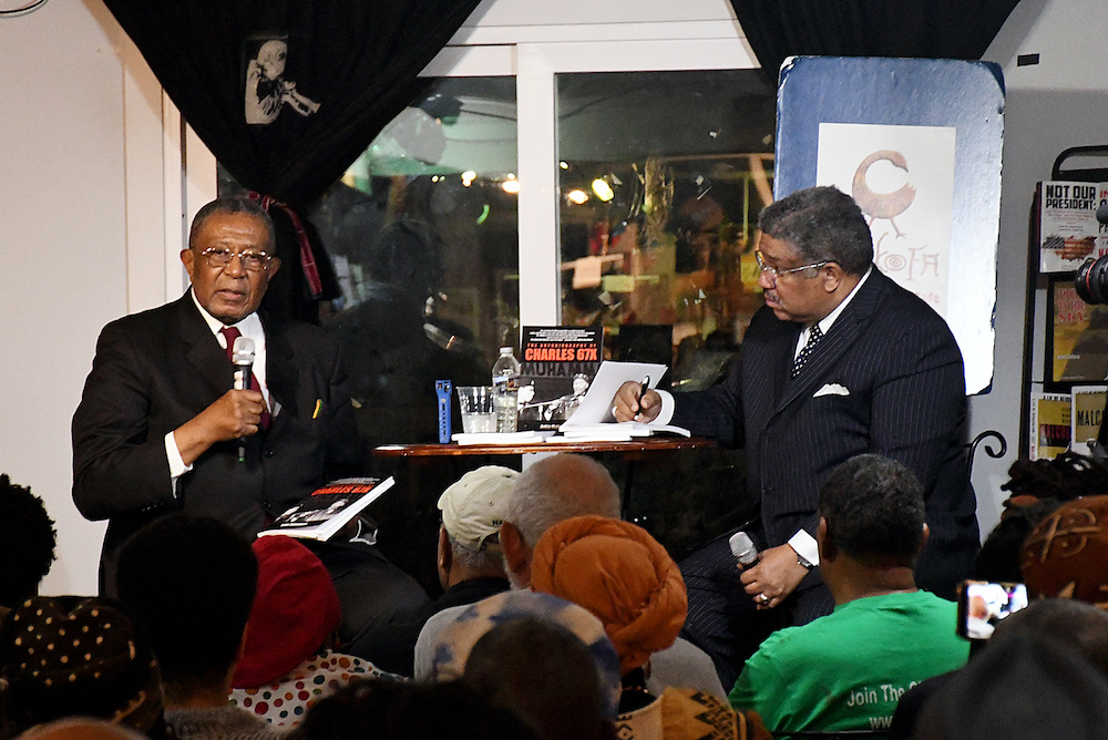 Photo of Askia Muhammad Documents History in Autobiography