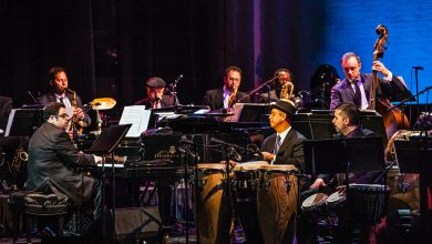 Photo of Afro Latin Jazz Orchestra Leads by Example