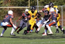 Photo of Bowie State's Hall Wins Prestigious Honor