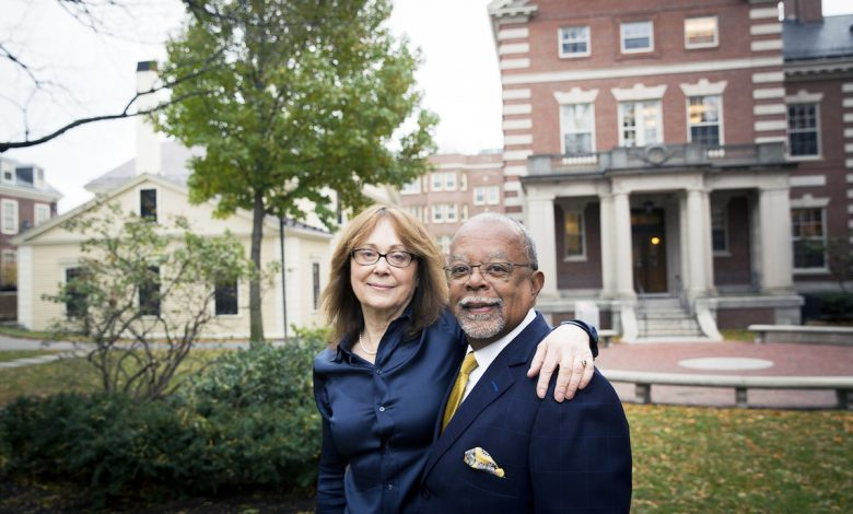 Maria Tatar and Henry Louis Gates Jr.