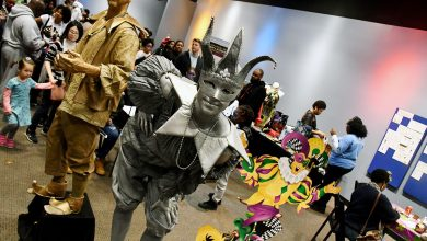 Photo of Smithsonian Brings Bourbon Street to D.C.