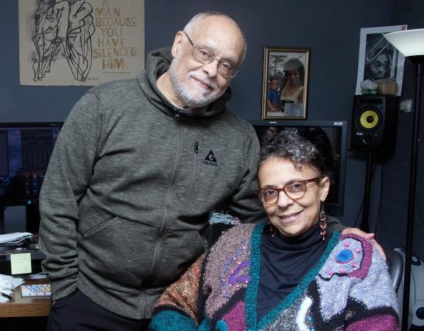 Haile and Shirikiana Gerima