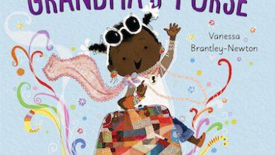 Photo of BOOK REVIEW: 'Grandma's Purse' by Vanessa Brantley-Newton