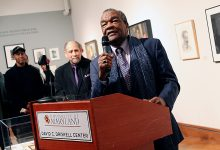 Photo of David Driskell, Scholar and Advocate for African Diaspora Art, Dies at 88