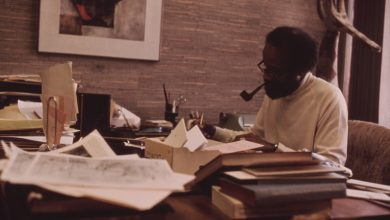 Photo of Black Press Remembers Lerone Bennett Jr.