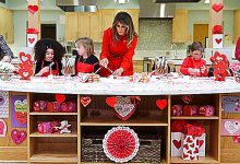 Photo of MONTGOMERY COUNTY IN THE NEWS: First Lady Visits Kids on Valentine's Day