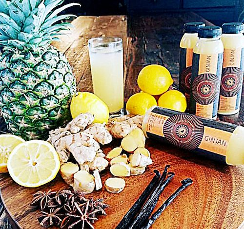 Natural ginger beverage Ginjan (Courtesy of drinkginjan.com)