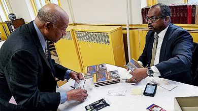 Photo of Judge Holds Black History Lecture, Book Signing at D.C. Church