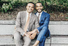 Photo of Gay Love Story Goes Viral and Inspires
