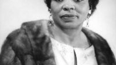 Photo of THE RELIGION CORNER: A Black History Tribute to Violet Temple Lewis